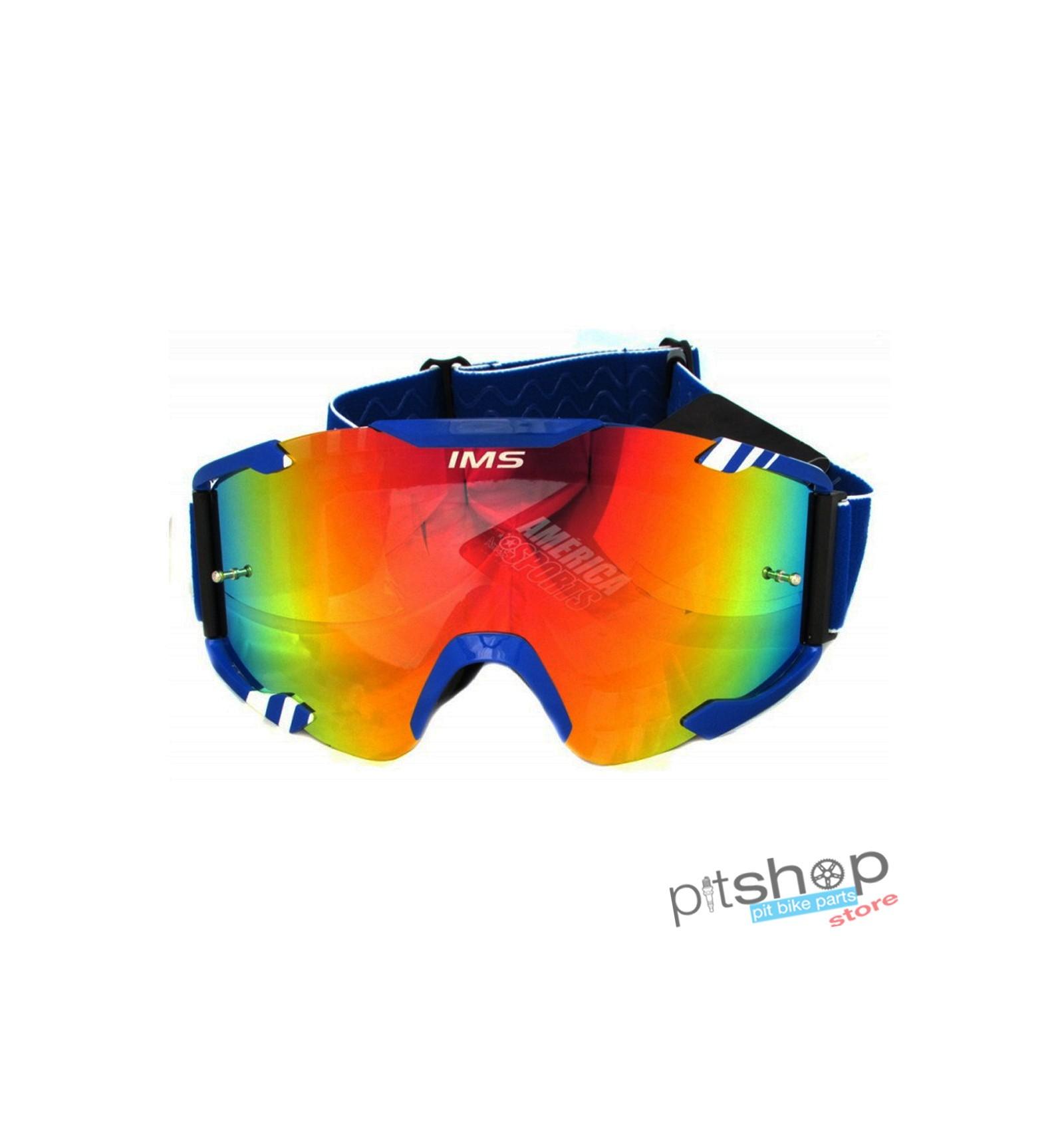 695fcc0135739 Oculos IMS Prime com bolsa de transporte e 2 lentes