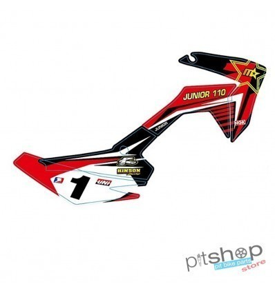 KIT AUTOCOLANTES PIT BIKE JUNIOR CRF110