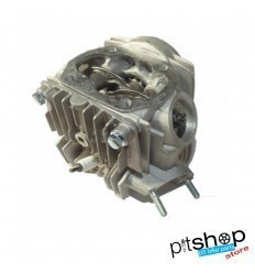 Complete cylinder head 90 to 125cc