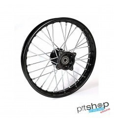 "17 ""Front Pit Bike Wheel in Steel"