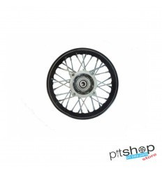 "Pit Bike Wheel Size 10 ""in Steel With 15mm Shaft"