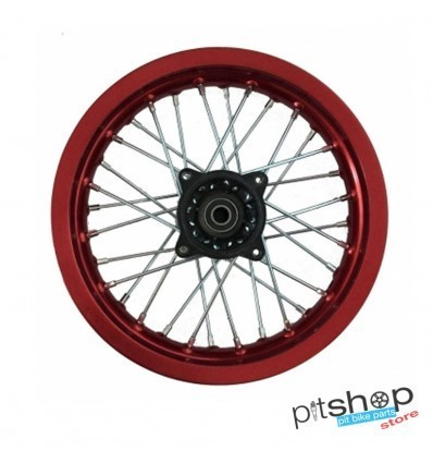 "PIT BIKE 12 ""SUPERMOTARD RIM"