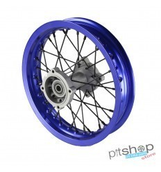 COLORED ALUMINUM RIM