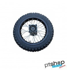 "Wheel 10 ""Full Axle 15mm"