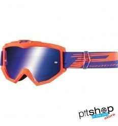 PROGRIP ATZAKI MOTOCROSS GOGGLES ORANGE