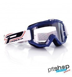 PROGRIP BASE MOTOCROSS GOGGLES BLUE