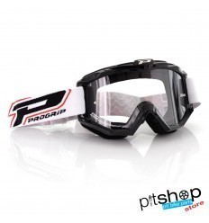 PROGRIP BASE MOTOCROSS GOGGLES BLACK