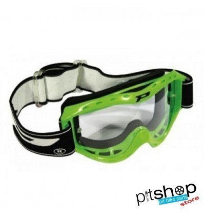 PROGRIP YOUTH MOTOCROSS GOGGLES GREEN