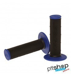 RFX PRO SERIES BLACK/BLUE GRIPS
