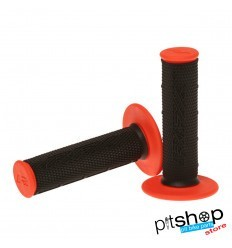 RFX PRO SERIES BLACK/ORANGE GRIPS