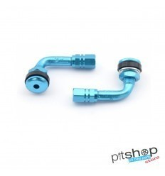 2UN KIT ANODIZED VALVES