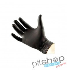 BLACK NITRILIO GLOVES