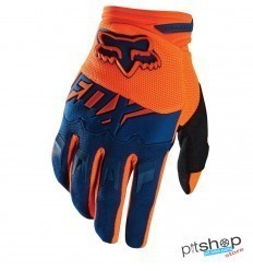 LUVAS CROSS DIRTPAW ORANGE/BLUE
