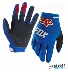 LUVAS CROSS DIRTPAW BLUE/WHITE
