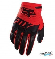 LUVAS CROSS DIRTPAW RED