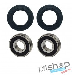 WHEEL BEARINGS 15MM + SEALS