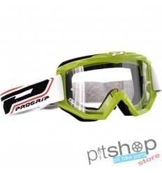 PROGRIP BASE MOTOCROSS GOGGLES GREEN