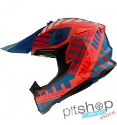HELMET MT FALCON ENERGY B4 GLOSS ORANGE