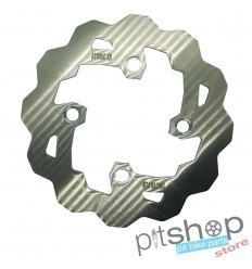 STAINLESS STEEL 3MM PIT BIKE BRAKE DISC