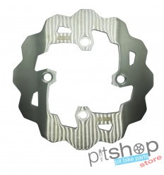STAINLESS STEEL 4MM PIT BIKE BRAKE DISC