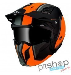 CAPACETE MT STREETFIGHTER SV TWIN C4