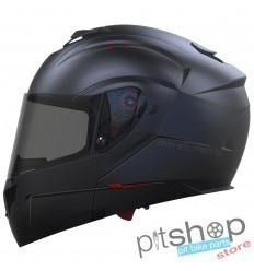 MT ATOM SV MATT BLACK HELMET