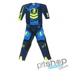 IMS VISION BLUE/FLUO GEAR SET