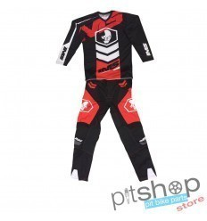 IMS VISION RED/BLACK GEAR SET
