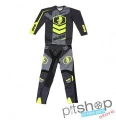 IMS VISION GREY/FLUO GEAR SET