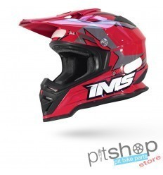 IMS ARMY RED HELMET