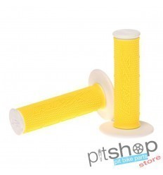 RFX PRO SERIES YELLOW/WHITE GRIPS