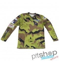 "PITSHOP CAMO ""CAPTAIN"" GEAR SET"