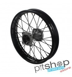 "JANTE PIT BIKE 14"" TRASEIRA - 15MM"