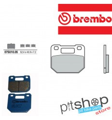 BREMBO OVERMAD SINTERED BRAKE PADS