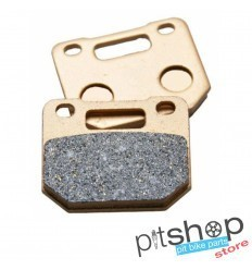 OVERMAD SINTERED BRAKE PADS