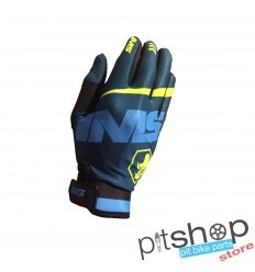 LUVAS CROSS IMS VISION BLUE