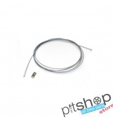 ACCELERATOR CABLE WITH SAW CABLE