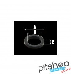 HEAD O-RING 18.5MM 110/125CC