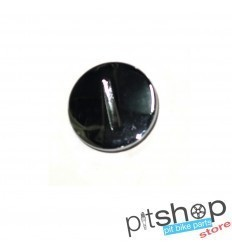 90/110cc MAGNETO COVER BIG PLUG