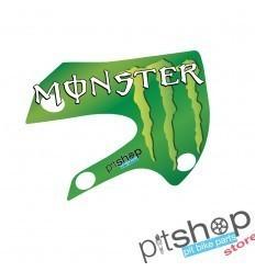 GREEN MONSTER KLX STICKERS