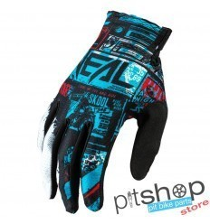 ONEAL MATRIX RIDE BLACK/BLUE GLOVES