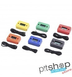 COLORED PITBIKE ENGINE HOUR METER