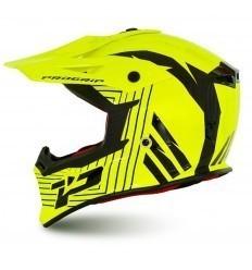 PROGRIP 3095 Yellow Fluo Helmet