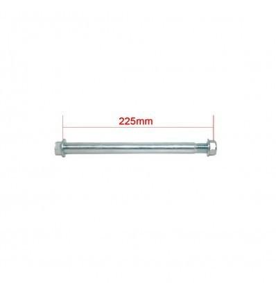Eixo 225mm S/ Casquilhos