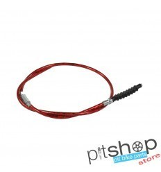 125cc Red Clutch Cable