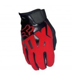 Black/Red FOX RANGER Gloves