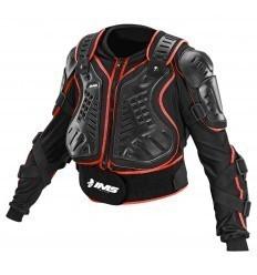 IMS Power Black/Red Full Vest