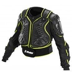 IMS Power Black/Fluo Full Vest