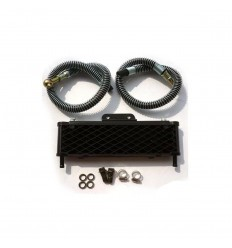 Oil Cooler Radiator W/ M10 Tubes