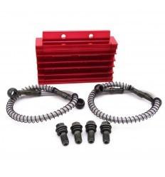 90 to 140cc Oil Cooler Radiator